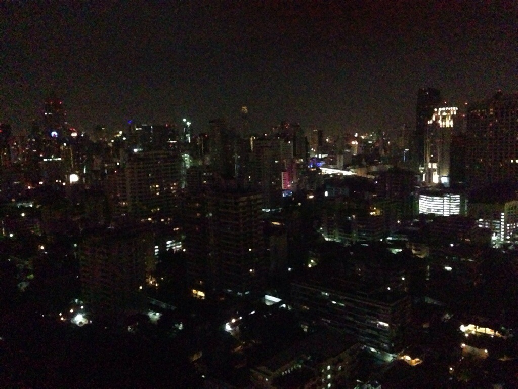 View from Long Table, Sukhumvit