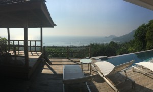 The beautiful Naroua Villas